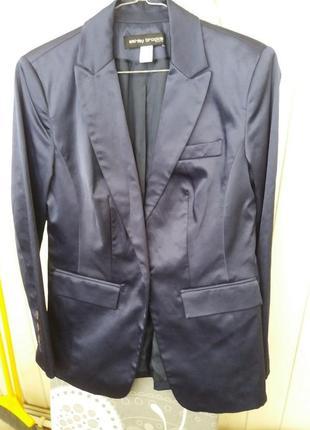 Стильный красивый пиджак ashley brooke с-м4 фото