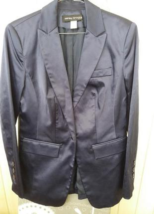 Стильный красивый пиджак ashley brooke с-м7 фото