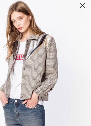 Куртка жакет zadig&voltaire франция 100% оригинал в стиле chanel