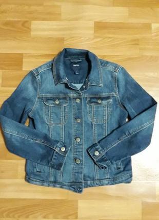 Обалденная детская джинс куртка, пиджак/жакет на мальчика/девочка! унисекс