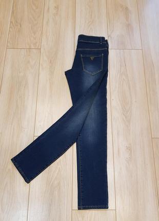 Подростковые джинсы guess. новые