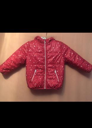 Куртка курточка ветровка демисезонная