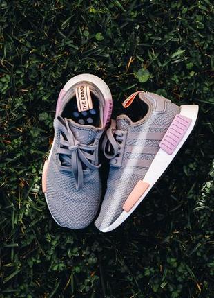 Wmns adidas nmd_r1 - light granite