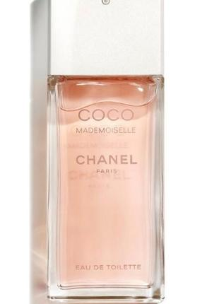 Chanel coco mademoiselle 100мл