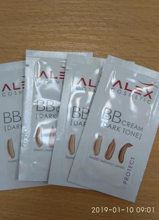 Bb cream   alex cosmetic 1,5 мл