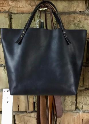 92891026d375 Черные кожаные сумки, женские 2019 - купить недорого вещи в интернет ...