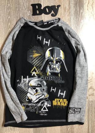 Реглан star wars от tu 8-9 лет
