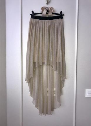 Шикарная асимметричная юбка. s-l. италия.