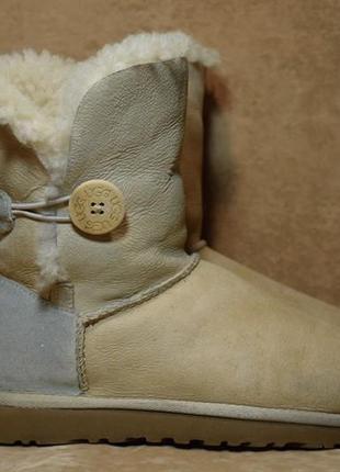 Угги ugg australia classic short сапоги ботинки зимние овчина цигейка оригинал 40 р/26 см