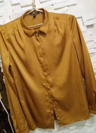 Esprit шелковая блузка