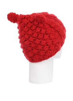 Вязаная шапка pull & bear новая + 1800 позиций магазинной одежды
