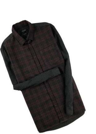 Очень красивая и стильная рубашка river island размер м