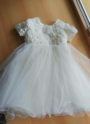 Платье нарядное! р. 110-120