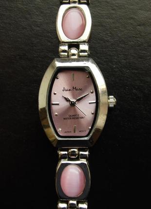 Jean marc часы из сша стальной браслет механизм sii