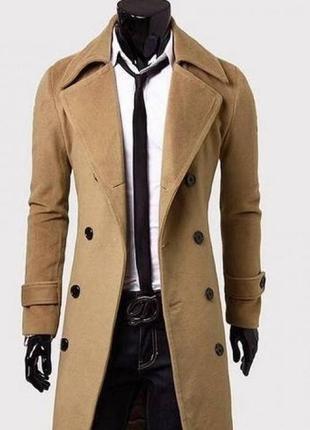 Пальто мужское размер м цена снижена, продаю дешевле чем купила