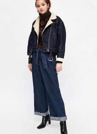 Zara джинсы брюки