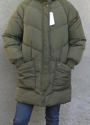 Zara женская куртка xs s
