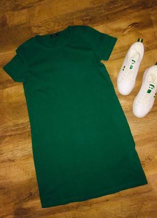 Платье incity и кеды кожаные