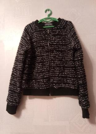 Кофта свитер бомбер куртка