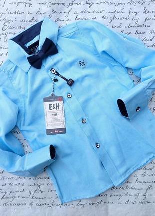 Рубашка для мальчика 98-3 годика