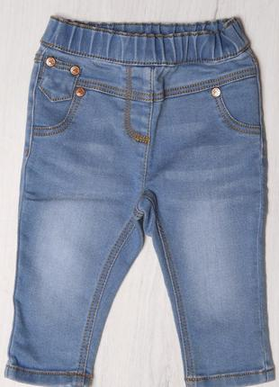 Красивые джинсы на девочку.