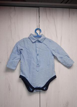 Рубашка- боди early days.