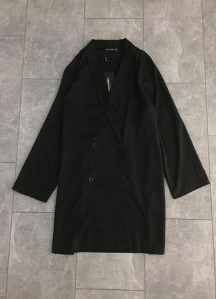 Легкий пиджак- платье