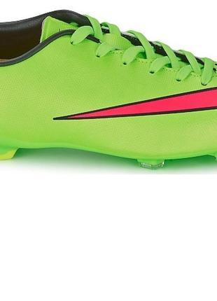 Nike mercurial оригинальные кроссовки 38, 5