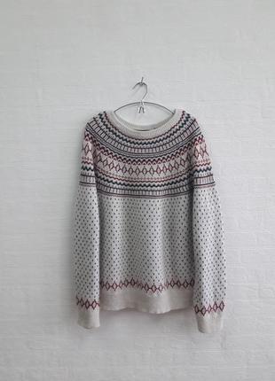 Стильный свитерок, бренда atmosphere, подойдет на 48,50,52 р.
