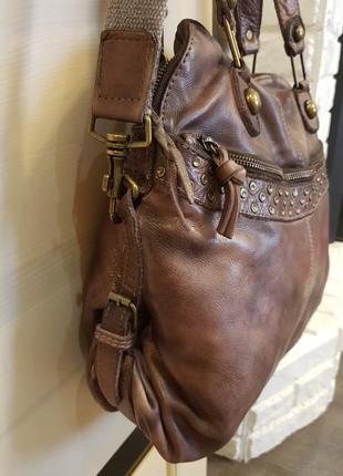 Кожаная сумка taschendieb, австрия