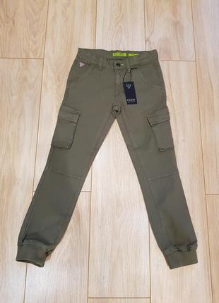Детские брюки guess. новые.