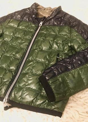 Duvetica оригинал легкая куртка-пуховик 3 года