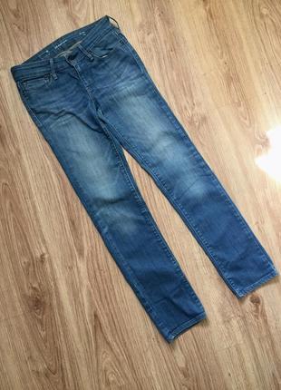 Прямые джинсы levis