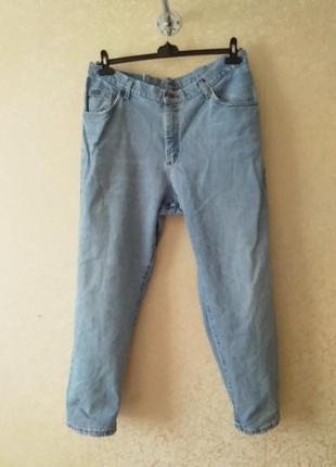 Винтажные джинсы бойфренд