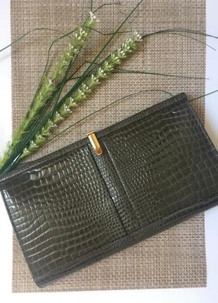 Сумка клатч real leather2