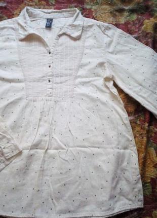 Рубашка - блузка zara.