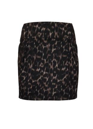 Стильная юбка принт