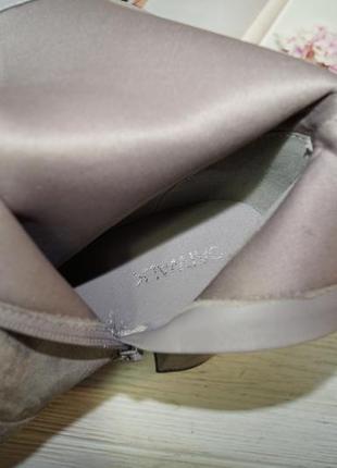 Catwalk. модные сапоги на удобном каблучке2 фото