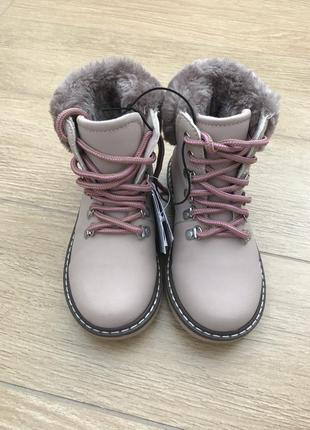 Новые демисезонные ботиночки, reserved