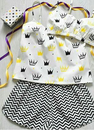 Королевская пижама для идеального сна