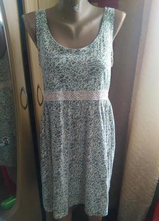 Плаття  легкое яркое летнее платье h&m
