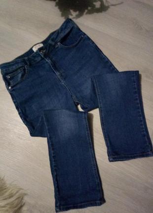 Укороченные джинсы брюки 😘f&f2