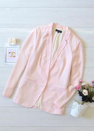 Ніжно рожевий піджак new look.
