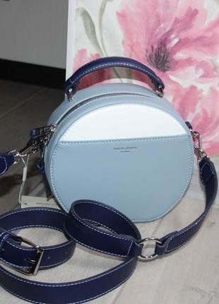 Эффектная сумка от david jones, женская сумочка клатч.
