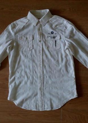 Фирменная рубашка с длинным рукавом diesel