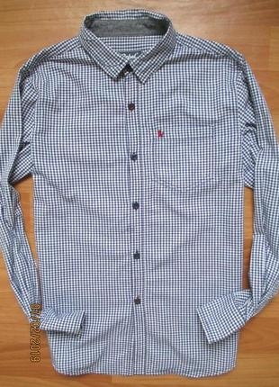 Рубашка rebel на 12-13 лет 2016г