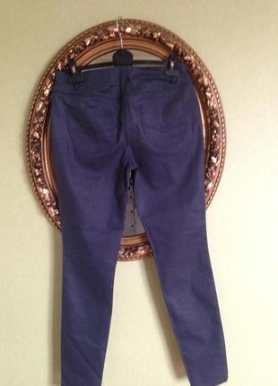 Плотные джеггинсы джинсы на резинке стрейч3 фото
