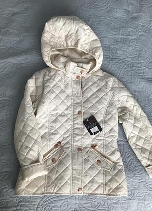 Куртка демисезон cool club 134 см