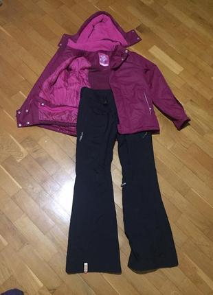 Лижний костюм на ріст 152 (можна окремо штани та куртка)