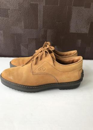 Мужские туфли 40 р производство италия.